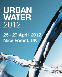 Urban Water 2012: Call for Papers from the Wessex Institute