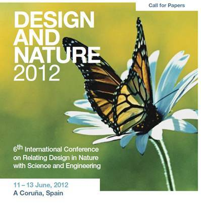 Design and Nature 2012: Call for Papers from the Wessex Institute‏